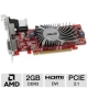 Asus Radeon HD 6450 HD6450-SL-2GD3-L Video Card - 2GB DDR3  PCI-Express 2.1(x16)  1x Dual-link DVI-D  1x VGA  1x HDMI  DirectX 11  Low Profile  Heatsink