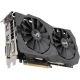 Asus Video Card ROG-STRIX-RX570-O4G-GAMING 4GB GDDR5 with ASUS Aura Sync for the best eSports gaming 2xDVI-D/HDMI/Display Port Retail