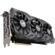 Asus Video Card ROG-STRIX-RX580-O8G-GAMING 8GB GDDR5 with Aura Sync RGB for best VR  4K gaming PCI Express DVI-D/2xHDMI/2xDisplay Port Retail