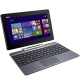 Asus Notebook T100TA-DH11T-CA 10.1inch Touch Bay Trail Z3740 2GB 32GB 2Cell Black Retail