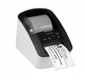 BROTHER QL700 LABEL PRINTER, PC Connect labeller, Prints up to 93 labels per minute, Automatic label cutter