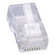CAT.5E 8P-8C RJ45 Connector  5 Pieces/Pack