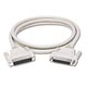 DB 25 Male to DB 25 Male Parallel/Serial Cable   3M/10FT