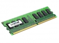 Crucial 2GB 240-Pin DDR2 SDRAM DDR2 800 (PC2 6400) Desktop Memory Model CT25664AA800