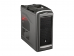 CM Storm Scout 2 Advanced - Gaming Mid Tower Computer Case with Carrying Handle and Windowed Side Panel - Gunmetal
