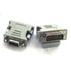 DVI to VGA Adapter DVI-I SINGLE LINK (18+5) Male to HD15 Female
