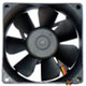 80mm X 80mm X 25mm Case Fan wi