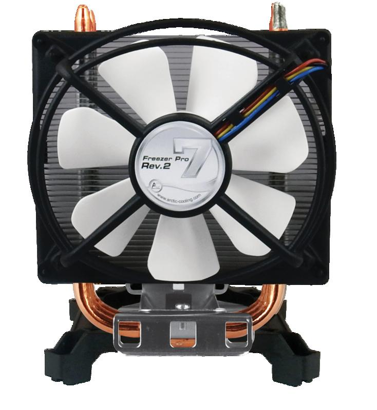 ARCTIC COOLING FREEZER 7 PRO REV. 2 CPU COOLER FOR POWER USERS, HIGH PERFORMANCE WITH WISPER QUIET