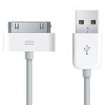 iPhone 4/ 4S/ 3/ 3G/ iPOD USB CABLE, 1M/3FT