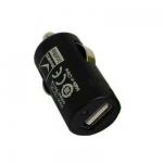 USB CAR CHARGER (Super Mini) 5V/2.1A FOR IPAD, IPHONE, IPOD, Smart Phone and Other USB Devices