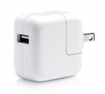 USB WALL CHARGER FOR iPAD/iPHONE/iPOD, 10W/5V/2.1A