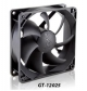 GlacialTech 120x120X25MM Hydro 3&4 PIN GT12025-HDLA1 Silent Case Fan