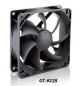 GlacialTech 92x92X25MM Hydro 3&4 PIN GT9225-HDLA1 Silent Case Fan