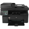 HP LaserJet M1212NF Copier/ Fax/ Printer/ Scanner Monochrome Laser Multifunction Printer