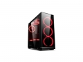 Kopplen Z3 Gaming Case Red LED