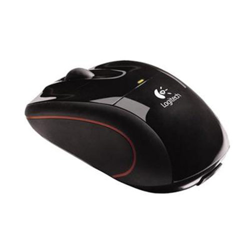 how to connect logitech cordless optical mouse to laptop