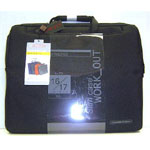 "17"" MICKO HIGH QUALITY NOTEBOOK BAG FOR 17"" OR SMALLER LAPTOPS, SHOULDER STRIP INCLUDED"