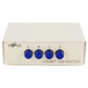 Manual Push Button 4 Port VGA Switch Box MT-15-4C