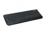 MS WIRED KB 600 BLACK USB ENG (RETAIL PACK)