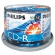 PHILIPS CD-R 50 PACK IN CAKE BOX, 700MB, 52X 80 MIN