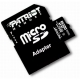 PATRIOT 16GB MICRO SD10 W/ADP