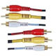 RCA AUDIO/VIDEO 3 IN 1 COMPOSITE CABLE   7.5M/25FT