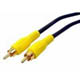 RCA - RCA VIDEO DOUBLE SHILDED COMPOSITE CABLE   1.8M/6FT