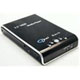 "Portable RMVB/RM Video Player with Card Reader and USB 2.0 (Support 2.5"" SATA HDD upto 500GB, not included)"