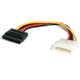 MOLEX 4 Pin Male to SATA Power Adapter