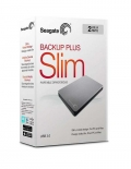 Seagate BACKUP PLUS STDR2000101 2TB 2.5inch USB 3.0 External Slim Portable Drive Retail