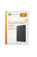 "SEAGATE EXPANSION PORTABLE DRIVE 1TB USB3.0 2.5"" EXTERNAL BLACK"