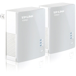 TP-Link Accessory TL-PA4010KIT AV500 Nano PowerLine Adapter Starter Kit Retail