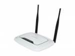 TP-LINK TL-WR841N 802.11b/g/n Wireless N Broadband Router up to 300Mbps/ 10/100 Mbps Ethernet Port x4