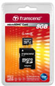 Transcend 8GB Micro SDHC Card
