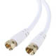 COAXIAL TV CABLE F-TYPE RG59U    6FT