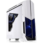 Thermaltake Case CA-1D9-00M6WN-00 Versa N21 Snow Window Mid Tower USB Retail