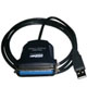 USB1.1 to Parallel/Centronic 36P Printer Cable
