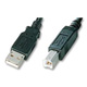 USB2.0 AM-BM Printer Cable -    2M/6ft