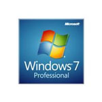 MICROSOFT Windows 7 SP1 Professional 64 Bit English DVD License Pack- OEM