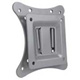 FLAT PANEL WALL MOUNT (Sliver) for 10 - 24 inch VESA 50/75/100 LCD TV