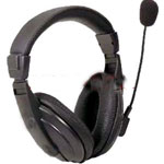 Stereo headphone GH-206MV with microphone
