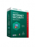 KASPERSKY INTERNET SECURITY FOR 3PCs 1 YEAR PROTECTION RETAIL BOX WINDOWS 10 COMPATIBLE