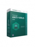 KASPERSKY ANTI-VIRUS FOR 3PCs 1 YEAR PROTECTION RETAIL BOX WINDOWS 10 COMPATIBLE